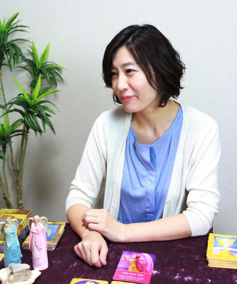 スピリチュアルサロンフランジパ二 代表セラピスト 優子